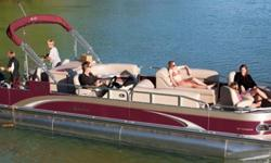"""Construction ¨ 20' Length - 8 1/2' Wide ¨ Two ? 25"""" diameter pontoons ¨ Double Full Riser Connections ¨ Heavy duty 3"""" reinforced deck rail ¨ Heavy duty C-channel crossbeams ¨ 16"""" OC crossbeam spacing ¨ Corner castings all four corners ¨ Extra heavy duty"""