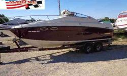 1995 Crownline 250 Cruiser For Sale by 1st Phase Marine - Sunrise Beach, Missouri Exterior Color