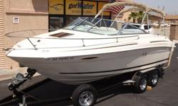 2000 Sea Ray 215 Express Cruiser 21'$17,900http