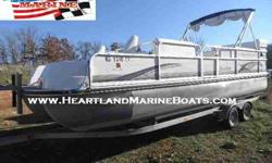 2002 Landau DX24 Fish For Sale by 1st Phase Marine - Sunrise Beach, Missouri Exterior Color