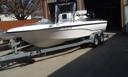 2004 Keener Bay Boat, 22', live wells for and aft, ice box tee top and bikini top, 150 Suzuki Ocean Pro fuel injected motor, lots of storage, garage kept, LIKE NEW, MUST SEE! Call 318-422-1821