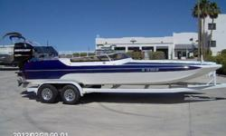 1993 Eliminator Datona with Merc 2008 , 300 Outboard, Custom Standoff box, Bimini top. Boat is in good condition for more info call 562-253-4072 cell or 928-453-2300 Lonnie