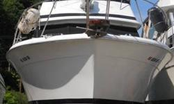 LOOKING FOR A NEW OWNER WHO APPRECIATES THE QUALITY & SAFETY OF A TROJAN BOAT THEY ARE BUILT TO LAST *ENJOY YOUR SUMMERS LIVING ABOARD THIS CLASSIC BOAT-LAUNCH DATE APPROX MAY 15TH 2012 *TWIN CHRYSLER V8 ENGINES-LOW MILEAGE ON EACH ENGINE (PORT ENGINE