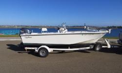 2003 Edgewater 175 CC for sale in San Diego.View More Details and Photos at: www.BallastPointYachts.comPowered by a Yamaha F115 fourstroke engine with 1,135 hours. If you are considering a Boston Whaler come see this Edgewater. All pictures are of the