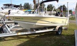90hp Suzuki 4-stroke with less than 100 hours. Magic tilt trailer with spare tire, GPS fishfinder Lowrance, Trolling motor, Bimini, Radio, charging system, 2 sets of keys, books and records, all coast guard equipment. Can be seen at Don's Boat Sales in