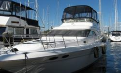 ** SOLD ** The Sea Ray 400 Sedan Bridge is one of the most popular models from Sea Ray * 100% Funding Available At 2.58% To Well Qualified Buyers * Owner will carry part of the financing if necessary * This is your perfect family cruiser * Ask anyone who