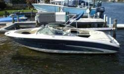 2001 Sea Ray (2008 Power! Only 60 Hours!) *** FOR ALL QUESTIONS CONTACT