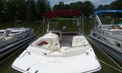 *****FOR SALE ********2007 Hurricane FunDeck GS 201 w/ ONLY 18 hours Has New 2006 Yamaha Engine w/ ONLY 18 hours. New 2010 TrailerMany new accessories (tubes, life vests etc.) includedPerfect interior Asking $ 18,500.00