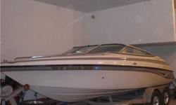 2002 Crownline 202BR Hull