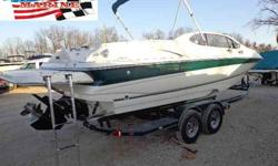 1999 Regal 2500 LSR For Sale by Heartland Marine Boat Sales - Sunrise Beach, Missouri Exterior Color
