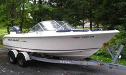 2006 Sea Hunt (Priced to Move!) FOR QUESTIONS CONTACT