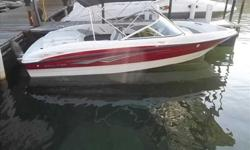 2010 Bayliner 185 BOW RIDER This 2010 Bayliner is almost new! The owner bought the boat then was deployed for a year. Upon returning to the States, he found that the boat was just not quite big enough for his extended family so traded up. The 185 has less