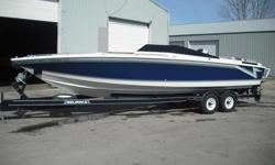 Take Care Of Business with this 30' Regal Velocity!Fresh twin 454 magnum motors installed last fall. Includes