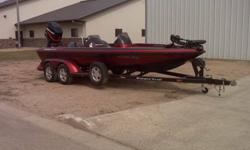 2001 Ranger 205vs - $18,999If you are looking for a beautiful bass boat look no further. This boat has been beautifully maintained for the entirety of it's existence. When you pick up this boat, you will be able to put it on the water free of surprises