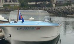 1959 Vintage Larson All American completely restored with 2015 Yamaha 50HP (23 hours). $12,000 OBO. Bought in 2015 and here is the list of improvements!!!!!!!Delivery Options!!!!!Purchased in 2015New Yamaha 50hp outboard (purchased from West Coast Marine