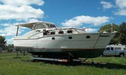 Hull and engines good. Needs upper restoration. Contact now. 563-508-4265Listing originally posted at http