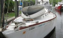 1966 38' Columbia SailboatExtendable KeelNew Diesel ($10,000 paid within past few years; just broken in)Needs TLCClean Florida Title, In-HandWe recently inherited this boat from a dear friend who passed away. This was his winter home for a few months each