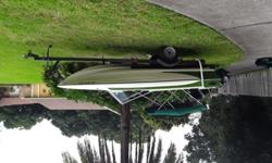 Selling a beautiful 1973 Glastron V-173 Baylite. Everything is in perfect working condition. The boat comes eqquiped with a ladder for easy access in and out the boat, a marine stereo, a boat cover, a Bimini, and a Mercury 90 motor with an upgraded motor