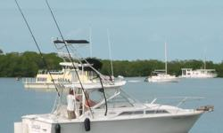 This 28 ft Length 11 ft Beam 1973 Pacemaker Sportsfish is in great condition and makes an ideal Oceanside fishing boat. Single 496 Marine Power Gas engine was replaced in 2006. New transmission installed in 2009. Features: Inverter, Windless, Garmin GPS