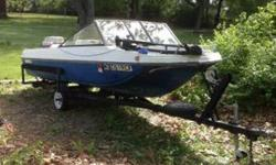 1977 15 Foot Stuey Craft Tri Hull Boat For Sale! $950 or best offer! The Boat has1977 85 Horse Evinrude Outboard 2 Cycle Motor That has a Dolphin Fin for Quick Planing when getting to speed!The cables for shifting and throttle have been replaced as well