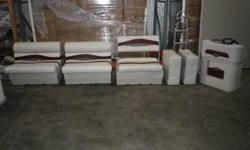 I have several parts from a 1979 Riviera pontoon boat, 23'. The parts available are