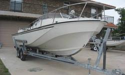 1983 Boston Whaler Revenge Cuddy Cabin. Impossible-to-Find and Immaculate Boston Whaler Fishing Boat.25ft Boston Whaler - 1983 Revenge Cuddy with Cabin & Twin 150 HP Motors.DESCRIPTION OF THE BOAT :ORIGINAL OWNER - Purchased Brand New from a Boston Whaler