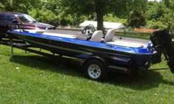 1984 Hydro sport with 1990 90 horsepower mariner. Has two livewells,2 fish finder's, 24 v trolling engine, banks charger. call or text or 679-5289. $3500.00 obo trade four car or truckListing originally posted at http