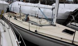 PRICE REDUCED, SELLER READY TO DEAL!This Tartan Ten sailing yacht is apparently in good condition and has been well maintained by its owner. The roomy cabin features teak decking, finished wooden cabinetry, a fold-down dinette table and padded seating