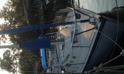 1986 O'DAY SAILBOAT - $14,000If you are in the market for a sloop sailboat, look no further than 1986 28ft O?Day! Excellent Condition - New Bimini put in June 20 , 2016 - In-Board Diesel - 10 Horsepower - Sleeps 5-6. All paperwork available. Sail away