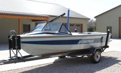 1987 Ski Nautique 2001, Very clean for its age, 351 Ford PCM, Fresh tune up, Impeller, Mobile 1 Engine oil, Changed Trans Fluid, Just kitted the Carburetor, Brand new Battery, Teak Wood Deck, Extended Pylon, Steers perfect! Trailer doesn't have any RUST,