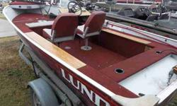 1989 Lund Rebel sixteen SC **No Engine** For Sale by McFadden Marine and Auto - El Dorado Springs, MissouriListing originally posted at http