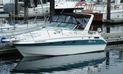 Stock Number: 710647. ?Experience the superior maneuverability and peace of mind that comes with owning a twin engine boat. ?LAST LUV? has undergone a major re-fit late 2011 including Re-manufactured engines installed on both port and starboard, a new hot