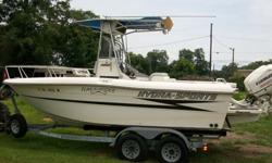 I am selling my Boat it is a Hydro Sport with 2 Evinrude direct injected engines this boat is very good on gas almost as good as 4 stroke engines has garmin fish finder and a garmin gps all in working cond, this boat both motors run perfect with very low