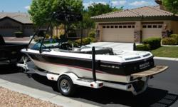 1992 Mastercraft Pro Star 190,1992 Master Craft Pro Star 190, World Record Tournament ski boat. 351 Indmar Direct Drive with 390 hours .Ski Tower with ski rack, and 4 tower speakers,300 watt Amp, and am/fm CD with USB port, Teak Swim step, Interior was