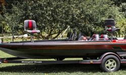 RANGER 362V BASS BOAT HONDA BF150 150 HOP ENGINE .I'm the second owner of this ranger bass boat, The original owner became purchased the boat in 1993, I purchased it from him in 1996, the boat has always been covered and under a car port. the trailer was
