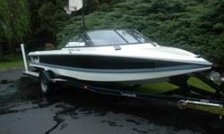 For sale is my 1993 Tige 2000slm Comp ski boat. About 300 hrs (!!!!) only used in the summers which unfortunatly are too short! This is an incredible boat made with now legendary Tige quality. This has the best wake of any boat I've skied behind, an