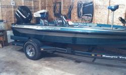 1994 R70 sport2011 mercury optimax 12524 volt 70lb minnkotaLowrance 522-lms19 pitch SS rapture propMotor has low hours on it and boat is always stored inside. Boat and motor are in very good condition and always maintained. Boat and motor have no problems