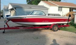 This is a great running boat with only 340 hours on its fuel injected PCM 351 (5.8L) Pro Boss. Always starts first time and runs great every trip out. Transmission is smooth and problem free. This boat is all composite so there is no risk of rot. Meaning
