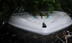 Year: 1995Use: Fresh Water, Salt WaterMake: BajaEngine Type: Single Inboard/OutboardModel: 22 Caliber Twilight CruiserEngine Make: MercruiserType: Cuddy cabin sport boatEngine Model: Big BlockLength (feet): 22Primary Fuel Type: GasBeam (feet): 8.2Hull ID