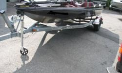 1995 Ranger 354V 150 HP Mercury outboard motor with stainless prop, power trim, good compression on each cylinder.- boat, cover, on-board equipment and trailer are in good condition and ready to go for fishing season - Nothing to do but launch, turn the