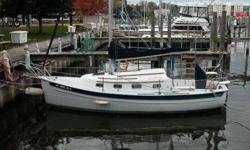 1995 Seaward 25 sailboat and trailer Located in Brainerd, Minnesota $21,900 (click to respond) Quality build, shoal draft wing keel (draws 24 inches!), Yanmar diesel, always freshwater-sailed, stored indoors, well-maintained, Performance trailer with good