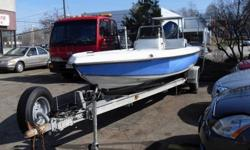 HERE FOR SALE IS A BEAUTIFUL ACTION CRAFT MODEL 1890 SPECIAL EDITION! IT WAS MADE IN 1996 SO WAS A SPECIAL CUSTOM BUILT ALUMINIUM TRAILER ( ROCKET FASTLOAD )!!! IN 2004 IT WAS UPGRADED TO A 150HP FOUR STROKE YAMAHA OUTBOARD AND TRUST ME IT WAS A GOOD