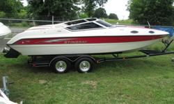 Here is a sharp sharp boat, that I got out of a older gentlemans garage.... Nice nice boat... runs perfect and everything works...This boat is showing 1200 hours.. however the meter runs when key is on position to run the radio... not sure what the hours