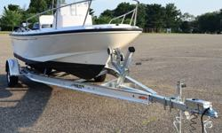 "This Boston Whaler ""Pocket Rocket"" is in great condition for it's age. Desirable Yamaha outboard option.This is a ""little-big"" boat with the fantastic Outrage AccuTrack hull. Easy to handle and easy to tow for one person and small tow vehicle.Boat motor"