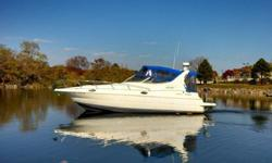 ,./Boat remains in dry storage and winterized from last season. Fusion satellite marine radio with multiple zones and bose speakers in cockpit. Garmin GPS with Radar. Windless controlled at helm. Sleeps 6 in clean cabin. Forward berth with Froli Bed