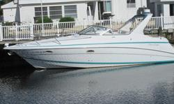Loss of use of first mate makes it time to sell. 32 foot Chris Craft has been owned and operated by myself since 2000 and has a total of 460 hours. Sleeps 6 people in lower cabin.Extensive list of options and accessories ie: Kohler generator 35 hours,