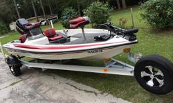 PERFECT 125 POUND COMPRESSION ON ALL 6 CYLINDERS3 BRAND NEW INTERSTATE BATTERIESNEW GEAR OIL AND IMPELLERETHANOL FREE GAS ONLYTHIS RANGER IS EXTREMELY CLEAN!!!THE PICTURES TELL THE STORY!!EVERYTHING WORKS.VERY GOOD BOAT.When you contact me please include