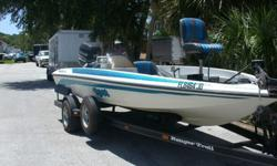 ,,,,,RARE find- one owner 1998 Ranger R91 bass boat with factory matching Ranger trailer WITH disc brakes!200HP Johnson Venom which runs perfect. SS prop.This was a St Johns River Florida boat house kept boat.Trailer has new tires, wheel bearings and
