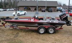 1998 triton tr21 bass boat. This is 9.5 out of a 10, beautiful shape boat, garage kept. medical conditions caused lack of use and eventual trade in to me at the dealership. 225 hp venom carbed motor w/omc renegade 4 blade stainless 191/2 x 25 prop pro