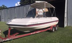 1999 220DKR Marada deck boat 22 feet. This boat is kept in storage at Santee SCOwner is willing to accept reasonable offers. 803-720-XXXXcondition: goodlength overall (LOA): 22make / manufacturer: MARADAmodel name / number: 220DKRpropulsion type: